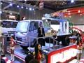 Việt Nam Motorshow 2014: Phong cách ấn tượng của xe tải Fuso