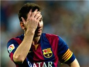 CẬP NHẬT tin sáng 22/11: Ancelotti muốn mua Messi. Pique bị cảnh cáo. Federer thua sốc trước Monfils
