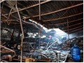 TPHCM: Cháy lớn thiêu rụi xưởng in