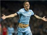 Man City 2-1 Swansea: Jovetic ghi bàn gỡ hòa. Yaya Toure lập công