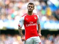 Arsenal: Wilshere sẽ đá tiền vệ lùi?