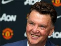 Man United dính 40 ca chấn thương, Van Gaal vẫn cười ngạo nghễ