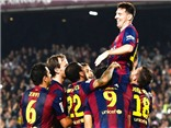 Barca tri ân Messi bằng một video clip đặc biệt