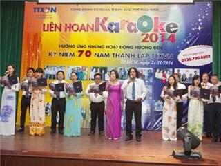 Cất cao tiếng hát hướng đến 70 năm thành lập TTXVN