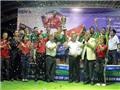 VCK giải BĐ BIDV Manchester United Cup 2014: Minh Tân FC xuất sắc vô địch