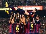 Cả Liga dưới chân Messi