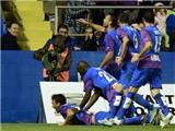 VIDEO Levante 2-1 Valencia: Casadesus và Morales tỏa sáng