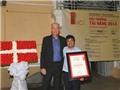 Mai Thành Chương, Giải thưởng Tài năng 2014: Sẽ triển lãm về môi trường