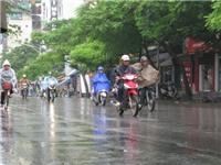 Bắc bộ và Bắc Trung bộ có mưa rải rác, Nam bộ nắng nhẹ