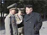 Nhà lãnh đạo Triều Tiên Kim Jong-un chỉ đạo cuộc tập trận quy mô lớn