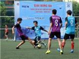 Khai mạc giải bóng đá TTXVN mở rộng lần 1 - Cúp ITAXA 2014: Bất ngờ từ ngày đầu