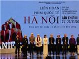 Khai mạc Liên hoan phim quốc tế Hà Nội 2014