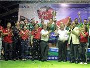 Giải bóng đá BIDV Manchester United Cup 2014: Lễ hội bóng đá đường phố và giải trí