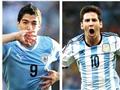 Đại chiến Messi-Suarez ở Copa America 2015