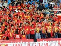 CĐV Việt Nam chưa 'thỏa mãn' với tuyển Việt Nam