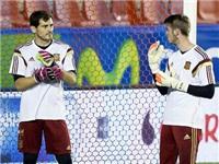 Đề cử thủ môn cho Đội hình tiêu biểu của năm: Có Casillas, không De Gea