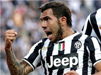 Malmo - Juventus: Hét lên đi, Carlitos dữ dằn!