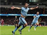 Aguero lập hat-trick, Man City ngược dòng trước 10 người của Bayern