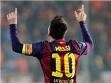 Lập hat-trick thứ hai trong 3 ngày, Messi phá sâu kỷ lục của Raul