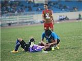 Thủ thành Nguyên Mạnh có thể ra sân trận gặp Philippines
