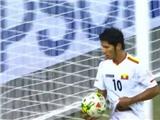 Myanmar - Singapore  2 - 4: Myanmar không thể làm nên địa chấn