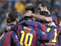 APOEL - Barca 0-4: Giá trị của Messi và một diện mạo mới