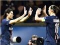 PSG giành vé vào vòng knock-out: Ngày 'song pháo' cất tiếng