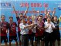 Giải bóng đá Thông tấn xã Việt Nam mở rộng lần I-Cúp ITAXA 2014: Báo Thanh Niên giành chức vô địch