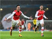 Cuộc khủng hoảng của Arsenal đã tạm ngừng