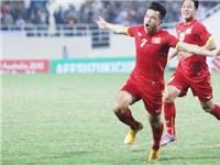 CẬP  NHẬT Video Việt Nam 1-0 Phippines: Hoàng Thịnh mở tỷ số