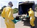 Tổng thống Pháp F.Hollande đến vùng ổ dịch Ebola