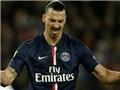Ibrahimovic ghi bàn duy nhất, PSG bất bại trận thứ 15 liên tiếp ở Ligue 1