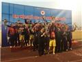 Môn bóng đá nam Đại hội TDTT toàn quốc: Nghệ An đăng quang