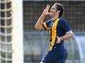 Luca Toni đạt mốc 300 bàn trong sự nghiệp: Bàn thắng và một nghị lực sống