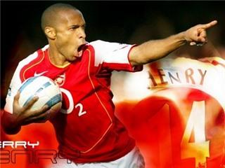 Những khoảnh khắc đáng nhớ nhất trong sự nghiệp của Thierry Henry