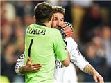 Real Madrid giành vé vào chung kết: Ngày Casillas và Ramos đổi vai