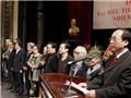 Kết thúc Đại hội Hội nghệ sĩ sân khấu VN: Gương mặt cũ cho... hy vọng mới