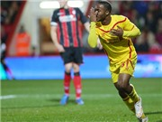 Bournemouth 1-3 Liverpool: Sterling ghi siêu phẩm, Liverpool tiến vào gặp Chelsea