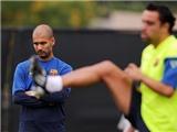 Xavi: 'Tôi sẵn sàng theo chân Pep Guardiola'