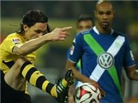 Dortmund 2-2 Wolfsburg: Mất điểm sân nhà, Dortmund tiếp tục lo... xuống hạng