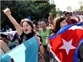 Cộng đồng quốc tế hoan nghênh quyết định bình thường hóa quan hệ Mỹ - Cuba