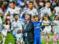 Real Madrid xô đổ một loạt kỉ lục của Barca