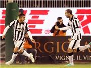 Cagliari 1-3 Juventus: Dạo chơi ở Sant'Elia