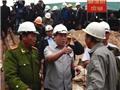 Vụ sập hầm thủy điện tại Lâm Đồng: Sẽ có thêm lỗ thông mới để thông hơi và thoát nước