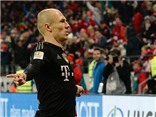 Mainz 1-2 Bayern Munich: Robben giải cứu Bayern Munich vào phút chót