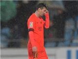 'Messi đang căng thẳng về thể chất lẫn tinh thần'