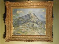 Tranh hiếm của Paul Cezanne được bán với giá 100 triệu USD
