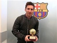 IFFHS vinh danh Lionel Messi và Andres Iniesta