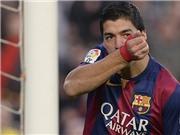 Barca 5-0 Cordoba: Suarez mở tài khoản, Messi cú đúp, 'bàn tay nhỏ' cho Barca