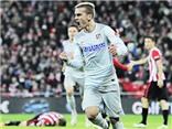 Bilbao 1-4 Atletico: Griezmann bắn sập San Mames